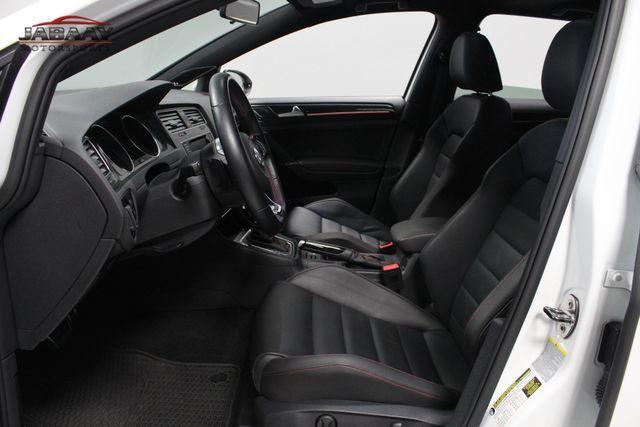 2015 Volkswagen Golf GTI Autobahn Merrillville, Indiana 10