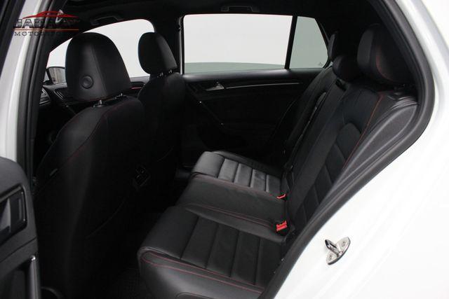 2015 Volkswagen Golf GTI Autobahn Merrillville, Indiana 12