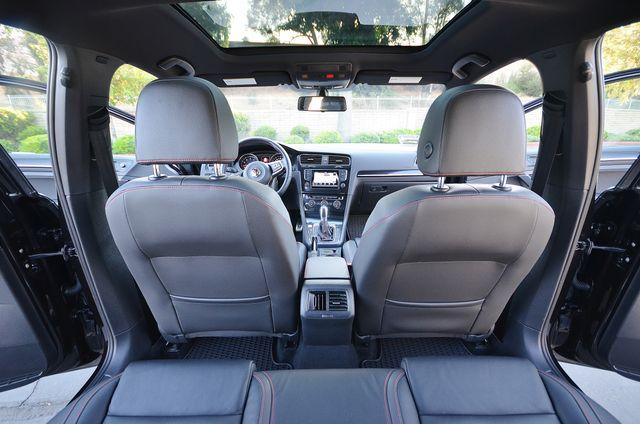 2015 Volkswagen Golf GTI Autobahn - NAVI - LTHR - 39K MILES Reseda, CA 7