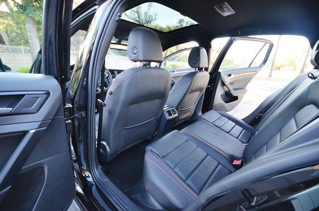 2015 Volkswagen Golf GTI Autobahn - NAVI - LTHR - 39K MILES Reseda, CA 27