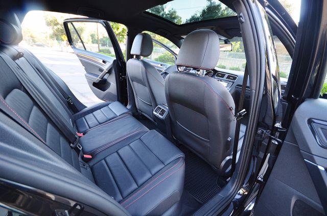 2015 Volkswagen Golf GTI Autobahn - NAVI - LTHR - 39K MILES Reseda, CA 29