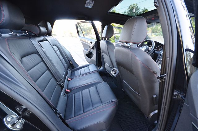 2015 Volkswagen Golf GTI Autobahn - NAVI - LTHR - 39K MILES Reseda, CA 9