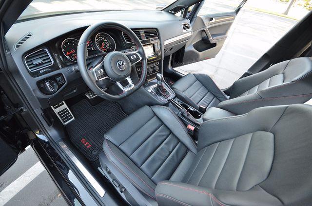 2015 Volkswagen Golf GTI Autobahn - NAVI - LTHR - 39K MILES Reseda, CA 33