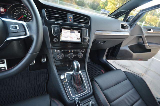 2015 Volkswagen Golf GTI Autobahn - NAVI - LTHR - 39K MILES Reseda, CA 34