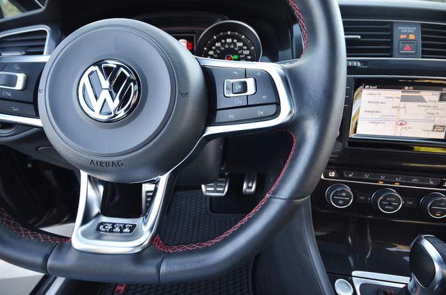 2015 Volkswagen Golf GTI Autobahn - NAVI - LTHR - 39K MILES Reseda, CA 12