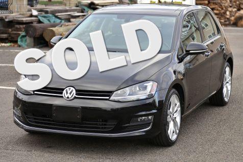 2015 Volkswagen Golf TDI SEL in