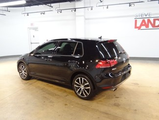 2015 Volkswagen Golf TSI SE 4-Door Little Rock, Arkansas 4
