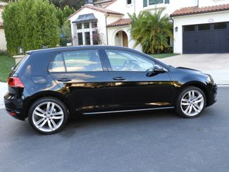 2015 Volkswagen Golf TDI SEL 46 MPG  city California  Auto Fitness Class Benz  in , California