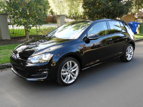 2015 Volkswagen Golf TDI SEL, 46 MPG! in , California