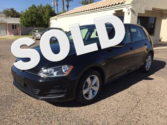 2015 Volkswagen Golf TDI S Mesa, Arizona