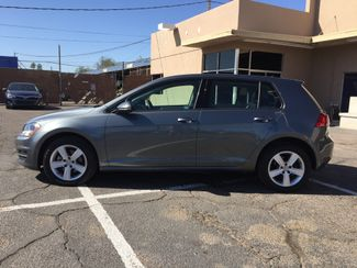 2015 Volkswagen Golf TDI S FULL MANUFACTURER WARRANTY Mesa, Arizona 1