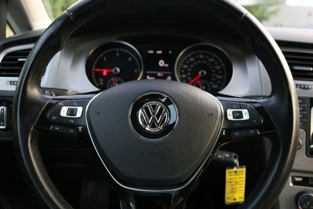 2015 Volkswagen Golf TDI S Mooresville, North Carolina 25