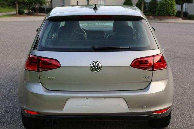 2015 Volkswagen Golf TDI S Mooresville, North Carolina 55