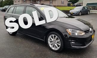 2015 Volkswagen Golf SportWagen in Derby, Vermont