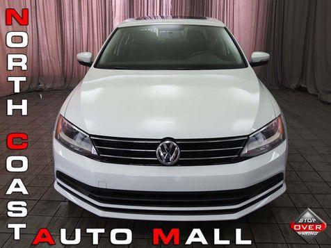 2015 Volkswagen Jetta 1.8T SE w/Connectivity in Akron, OH