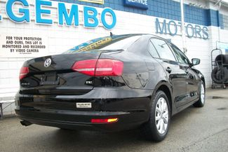 2015 Volkswagen Jetta 1.8T SE Bentleyville, Pennsylvania 46