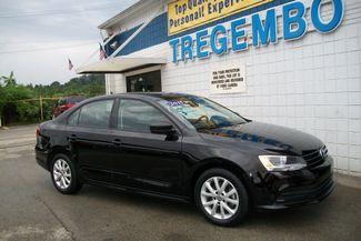 2015 Volkswagen Jetta 1.8T SE Bentleyville, Pennsylvania 19
