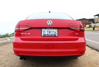 2015 Volkswagen Jetta 1.8T SE w/Connectivity/Navigation Encinitas, CA 3