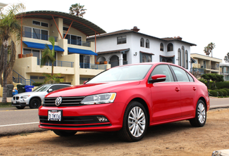 2015 Volkswagen Jetta 1.8T SE w/Connectivity/Navigation Encinitas, CA 6