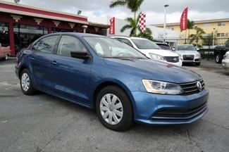 2015 Volkswagen Jetta 2.0L S Hialeah, Florida 2