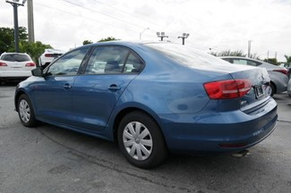 2015 Volkswagen Jetta 2.0L S Hialeah, Florida 6
