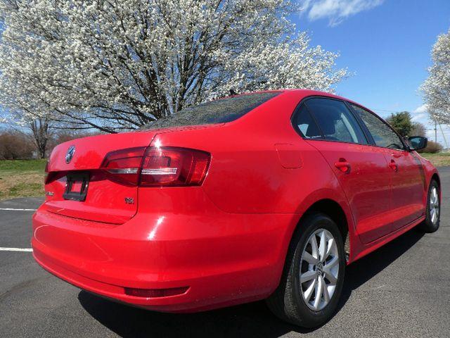 2015 Volkswagen Jetta 1.8T SE Leesburg, Virginia 2