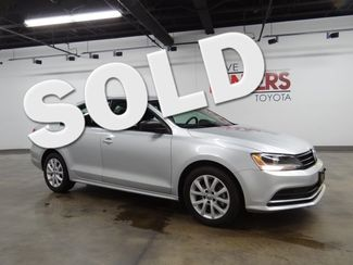 2015 Volkswagen Jetta 1.8T SE Little Rock, Arkansas