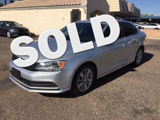 2015 Volkswagen Jetta 2.0L TDI SE w/Connectivity Mesa, Arizona