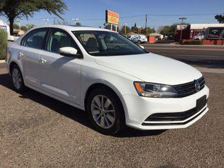 2015 Volkswagen Jetta 2.0L TDI SE w/Connectivity Mesa, Arizona 6
