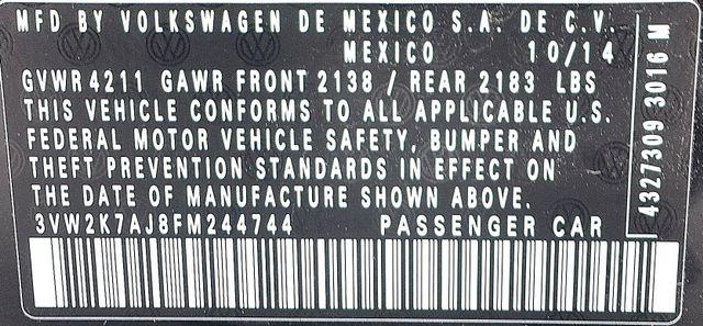 2015 Volkswagen Jetta 2.0L S Reseda, CA 30