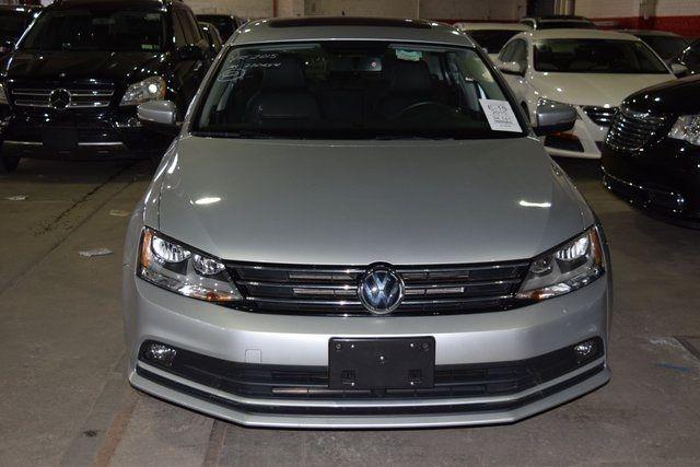 2015 Volkswagen Jetta 2.0L TDI SEL Richmond Hill, New York 1