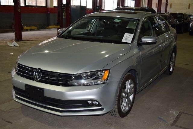 2015 Volkswagen Jetta 2.0L TDI SEL Richmond Hill, New York 2