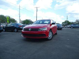 2015 Volkswagen Jetta 2.0L S w/Technology SEFFNER, Florida 5