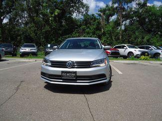 2015 Volkswagen Jetta 1.8T SE w/Connectivity SEFFNER, Florida 7