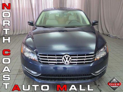 2015 Volkswagen Passat 1.8T SEL Premium in Akron, OH
