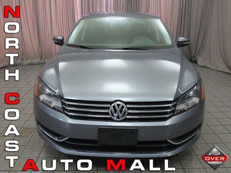 2015 Volkswagen Passat 1.8T S in Akron, OH