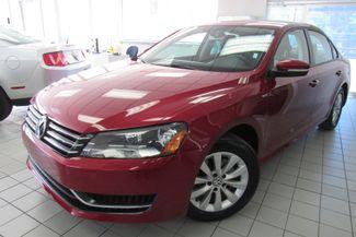 2015 Volkswagen Passat 1.8T Wolfsburg Ed Chicago, Illinois 3