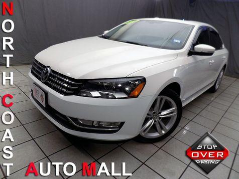 2015 Volkswagen Passat 2.0L TDI SEL Premium in Cleveland, Ohio