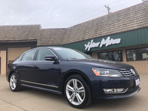 2015 Volkswagen Passat 2.0L TDI SEL Premium in Dickinson, ND