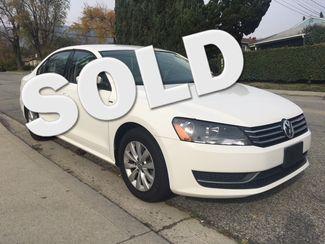 2015 Volkswagen Passat 1.8T Wolfsburg Ed LEATHER SEATS La Crescenta, CA