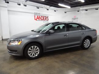 2015 Volkswagen Passat 1.8T Wolfsburg Edition Little Rock, Arkansas 2