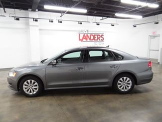 2015 Volkswagen Passat 1.8T Wolfsburg Edition Little Rock, Arkansas 3