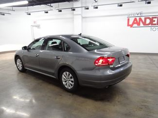 2015 Volkswagen Passat 1.8T Wolfsburg Edition Little Rock, Arkansas 4