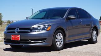 2015 Volkswagen Passat in Lubbock Texas