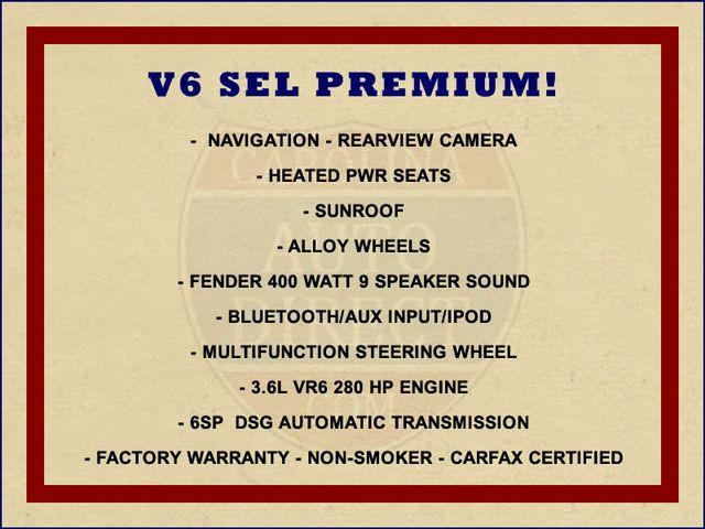 2015 Volkswagen Passat 3.6L V6 SEL Premium - NAVIGATION - SUNROOF! Mooresville , NC 1