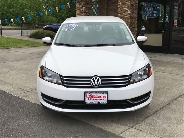 2015 Volkswagen Passat 20L TDI SE This vehicle is a CarFax certified one-owner used car Pre-owne