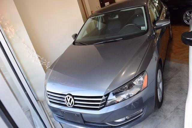 2015 Volkswagen Passat 1.8T Limited Edition Richmond Hill, New York 1