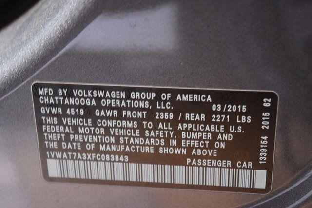 2015 Volkswagen Passat 1.8T Limited Edition Richmond Hill, New York 15