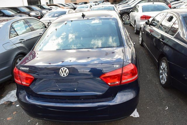 2015 Volkswagen Passat 1.8T Wolfsburg Ed Richmond Hill, New York 10