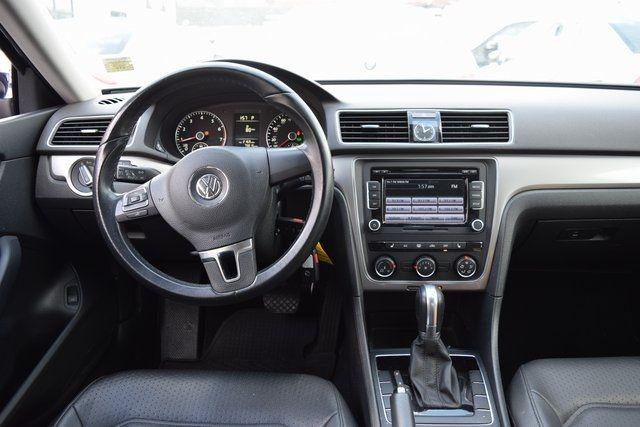 2015 Volkswagen Passat 1.8T Wolfsburg Ed Richmond Hill, New York 14